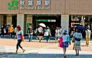 akihabara tokyo JR station