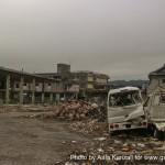kamaishi iwate tohoku 6 months after the tsunami and earthquake, kamaishi iwate tohoku 6 mois après le tremblement de terre et le tsunami