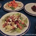 hannibal restaurant harajuku tokyo - salades