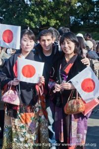 imperial palace japan tokyo - new year japan - aala