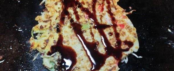 Recette Okonomiyaki, version Kansai