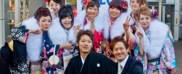 Seijin no Hi au Japon : le jour des adultes