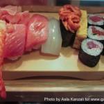 tokyo tsukiji market japan - sushi