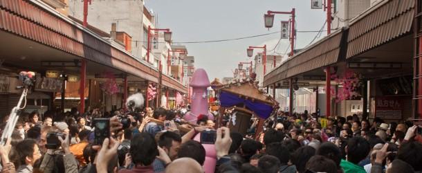 Kanamara Matsuri Festival 2012 : Iron Penis Festival à Kawasaki