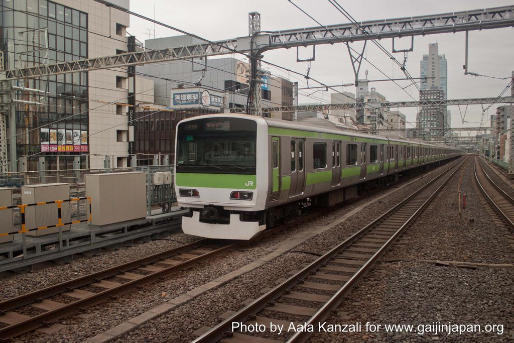 jr yamanote line, yamathon, tokyo, japan, japon