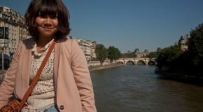 Kotoko: a young Japanese girl in France