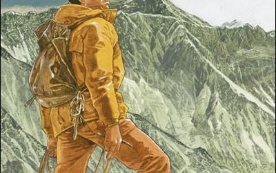 Le sommet des dieux de Jiro Taniguchi