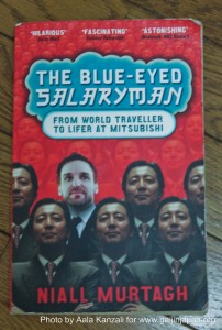 the blue eyed salaryman nial murtagh 202x300 The blue eyed Salaryman: From world traveler lifer at Mitsubishi