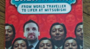 The blue-eyed Salaryman: From world traveler lifer at Mitsubishi