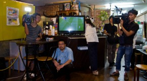 Olympics 2012: Japan vs France – I was shown on TV?