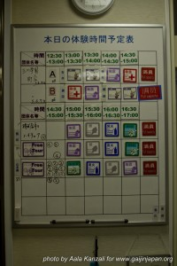 life safety learning center ikebukuro tokyo board 200x300 The day I experienced an earthquake of level 7 ... in a simulator
