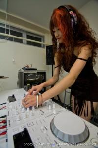 Rina Neko Dj Tokyo  - practice