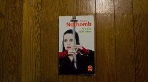 Tokyo Fiancée – Amélie Nothomb: a very singular relationship