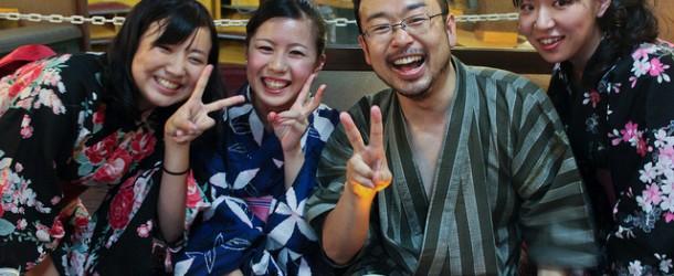 Les japonais envers les étrangers : portraits des comportements types