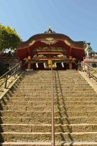 japon à pieds - temple