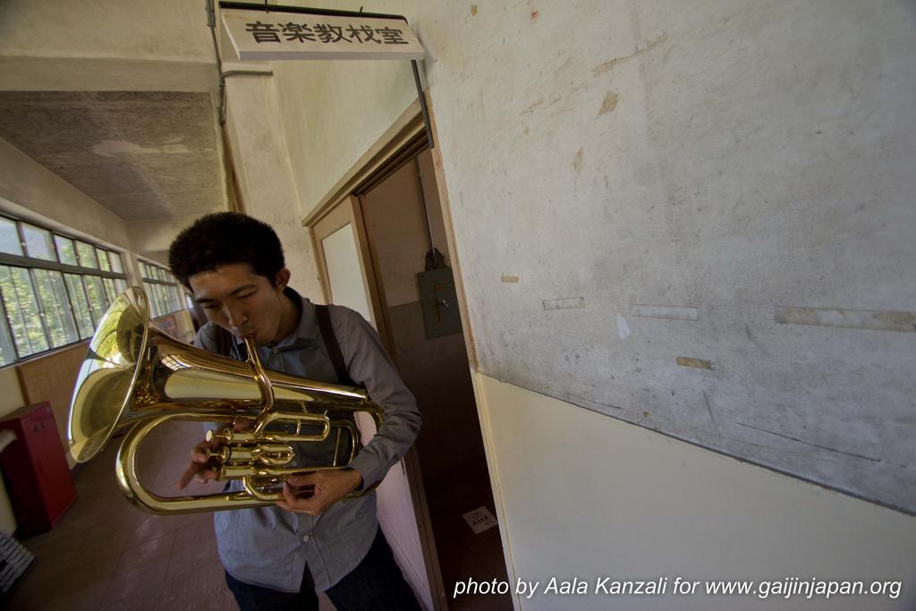 ashiomachi ecole abandonnée au japon - abandoned school - instrumental