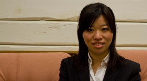 Saki Minowa: interview of a student looking for a job in Japan