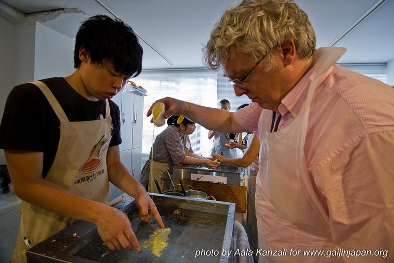 food sample japon faux plats en cire - faire tempura