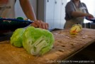 I learned to cook Japanese food …. in wax