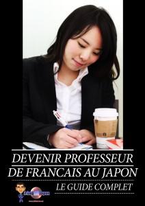 professeur de français au Japon
