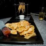 lockup shibuya tokyo japon - frites
