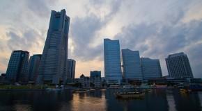 Yokohama Safari avec David Michaud : dans la ville colorée