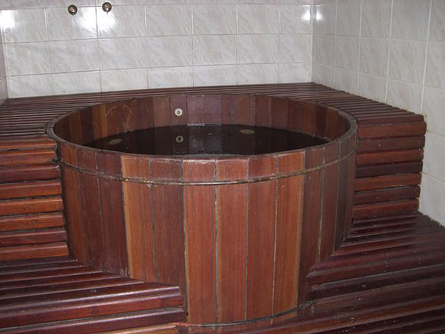 bain japonais - ofuro