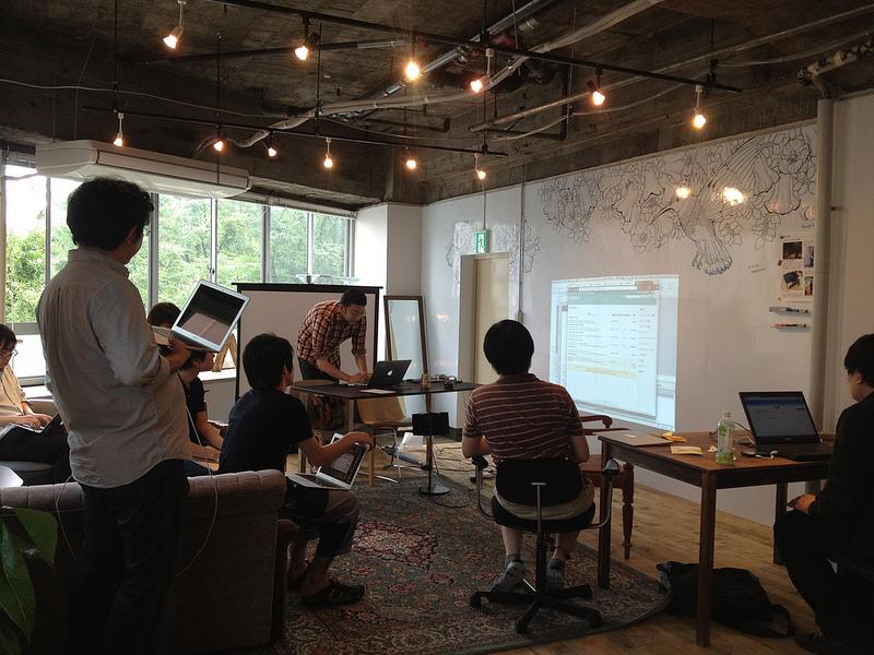 coworking space tokyo shibuya
