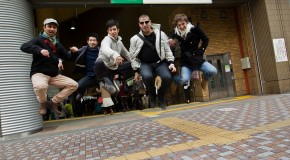 Yamanote Line Walk: we did it again