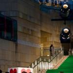 TIFF 2013 -  les marches et green carpet tapis verts