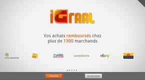 Igraal: des bons plans cashback et codes promos