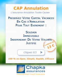 GARANTIES - CAP ANNULATION
