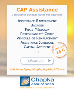 GARANTIES - CAP ASSISTANCE