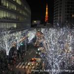 Noël à Tokyo - illuminations 3