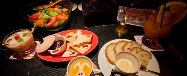 Alice in Wonderland, le café à thème à Tokyo – Ginza : j'ai adoré