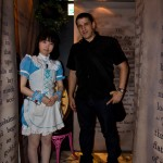 Alice in Wonderland restaurant à thème Tokyo Ginza (23)