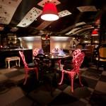 Alice in Wonderland restaurant à thème Tokyo Ginza (3)