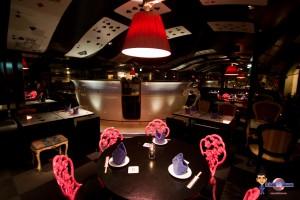 Alice in Wonderland restaurant à thème Tokyo Ginza (5)