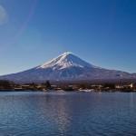 Mont Fuji - Kawaguchiko - fuji de face