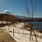 Mont Fuji - Kawaguchiko - petit chemin