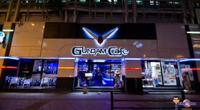 Gundam Café Akihabara ou Odaiba : dans l'univers de l'animé