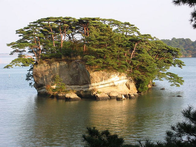 Matsushima Bay - photo par NursiPoo sur flickr