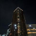 Yamanote Walk 8 février 2014 - building de nuit