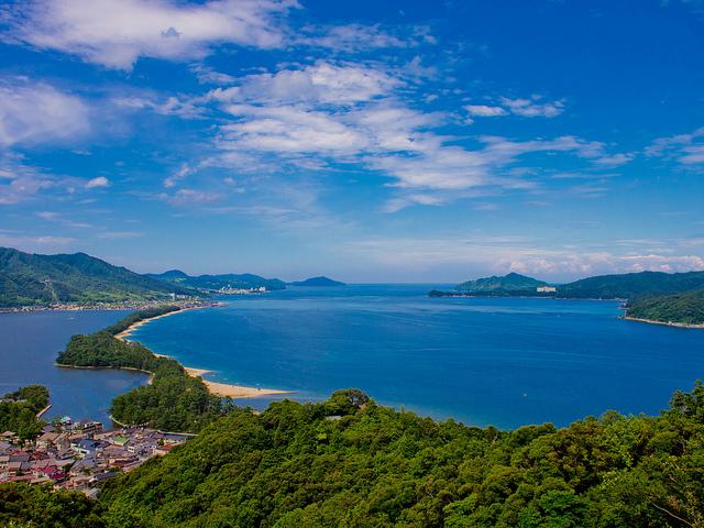 Amanohshidate - photo par Amaro sur Flickr