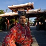 okinawa - costume
