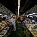 okinawa - marché couvert