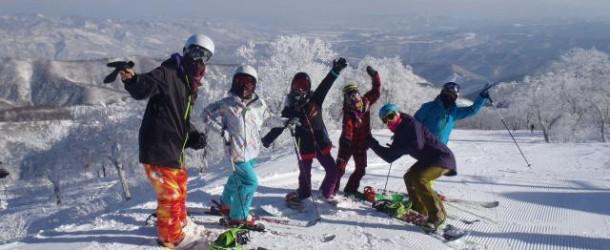 Ski et Snowboard au Japon : les meilleurs endroits