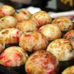 Takoyaki - photo par Mikiko Kishi sur Flickr