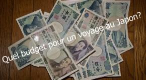 Budget de voyage au Japon: plusieurs prix, coûts et budgets type