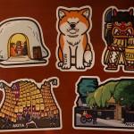 Gotochi Cards Akita